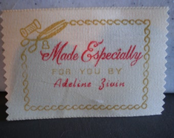 Iron On Labels Design Your Own Set Of 42 Fabric And