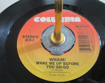 WHAM! WAKE ME Up Before You Go-Go Cupcake Stand