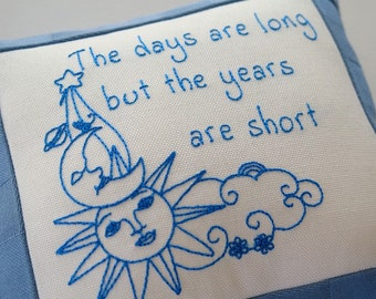 The Days are Long