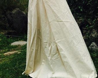 SALE ~ Cotton Wrap Skirt ~