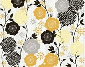 ON SALE - ANDREA Main Gold c3350 -  Andrea Victoria Cottons - My Mind's Eye - Riley Blake Designs - By the Yard