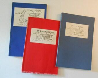 3 Primers for Classical Ballet Beaumont London England 1973-74 set