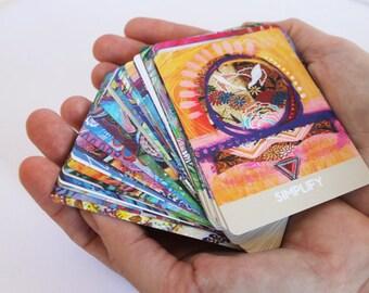 Mama Nurture Artist Oracle Cards - First Edition