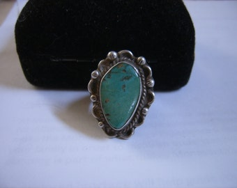Beautiful Turquoise  ring.