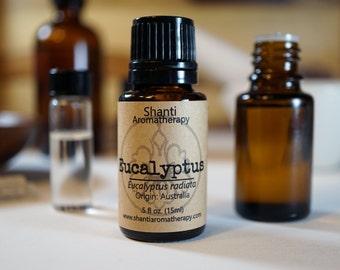 Eucalyptus Radiata Essential Oil
