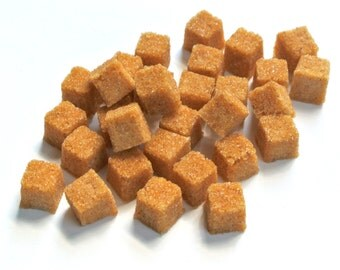Pumpkin Spice Sugar Cubes- Tea Party, Champagne Toast, Pumpkin Pie, High Tea, Mad Hatter Tea Party, Favors, Tea, Cider, Orange Sugar Cubes