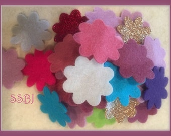 300 wool Felt Sheets you choose your colors-FREE SHIPPING