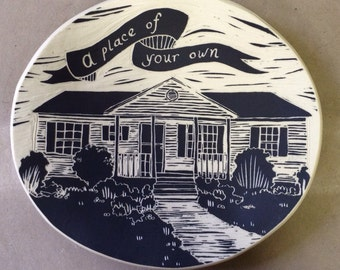 Custom made, House Warming- personalized gift