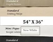 Fabric Supplies - ToughTek - Non Slip Fabric - Neoprene - Waterproof - Shoe Making Supplies - 54 X 36