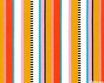 "Paula Prass - ""Beach Stripe"" - Michael Miller Fabrics"