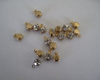 18 Mini Crystal Drops