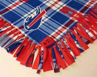 Buffalo Bills Fleece Throw