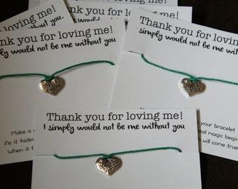 Sister/Daughter Wish Bracelet!