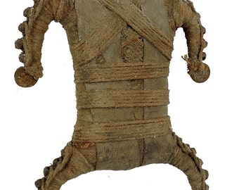 Namji Namchi or Matakam Iron Fertility Doll Cameroon African Art 102964