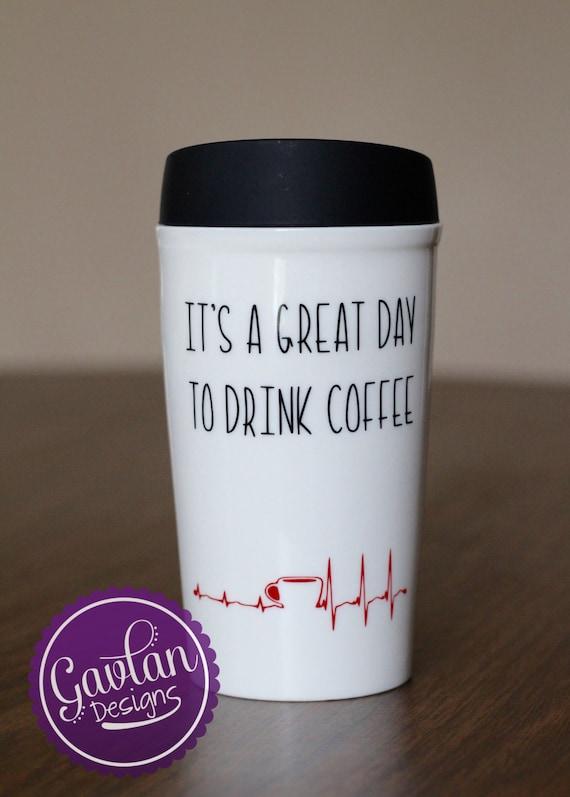 Greys Anatomy Coffee Travel Mug