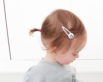 Crown Hair Clip - Baby Hair Accessories - Baby Girl Hair Clips - Toddlers Kids Hair Clips