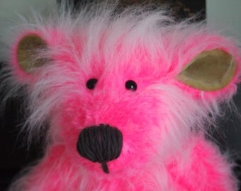 Rick Teddy Bear handmade