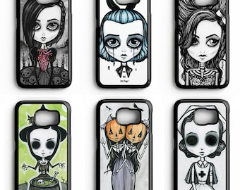 Spooky Phone Cases by Lupe Flores