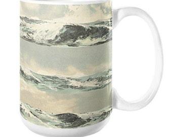 AETHER TIDES Coffee Mug, 11oz or 15oz