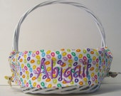 Personalized Easter Basket Set