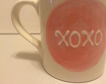 Today's Valentines Special! XOXO Valentine's Mug