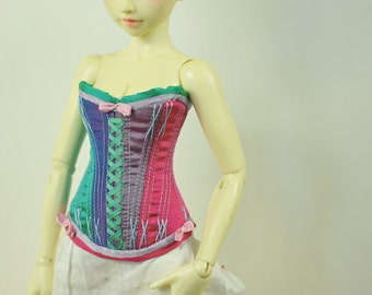 Happy Rainbows BJD Antique Line Corset for Minifee