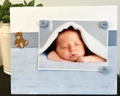 Precious Little Guy Magnetic Frame