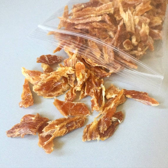 Chicken Nibblers - for cats and dogs  - Naturally Wheat Free Gluten Free Chicken Jerky Treats - Puppy Training Treats