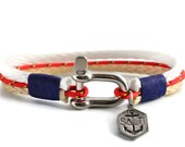 SALTI Nautical Jewelry Bracelet '3rd Wave' (Schooner)