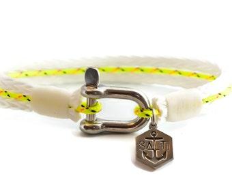 Men's Bracelet SALTI Nautical Bracelet '3rd Wave' (SAIL)