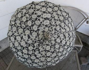 Pagoda Styled Vintage Umbrella