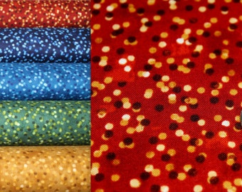 FAT QUARTER BUNDLE/Fusions Collection 4 by Darcel Phillips for Robert Kaufman/5 Fat Quarter Fabric Bundle
