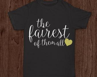 Disneyland Adult T Shirt, Snow White Fairest Of Them All, Disney World, Disney Princess, Ladies