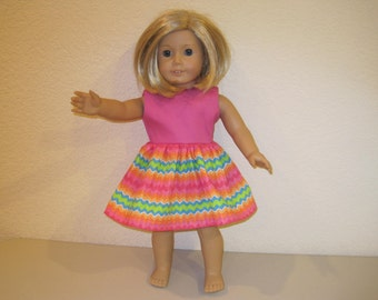 """18"""" doll clothes to fit American Girl Dolls"""