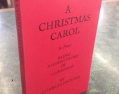 A Christmas Carol In Prose: Being a Ghost Story of Christmas by Charles Dickens Last Word Press