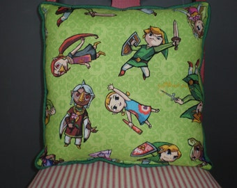 Legend of Zelda Pillows