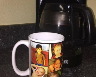Made to Order 11 oz. Coffee Mugs