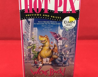 Hot Picks Preview VHS: We're Back
