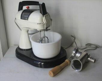 Vintage 1950s Dormeyer Mixer