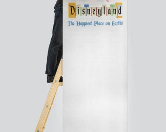 DISNEYLAND banner - Welcome Sign, Backdrop, Photo Op for party - event