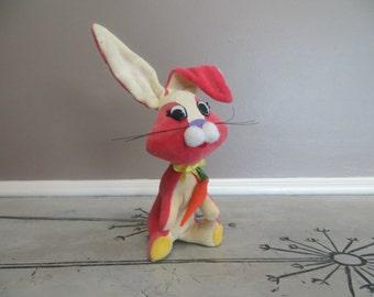 Vintage Dream Pet Bunny Rabbit Dream Pet Dakin Dream Pets Easter Bunny Vintage Collectible Animal