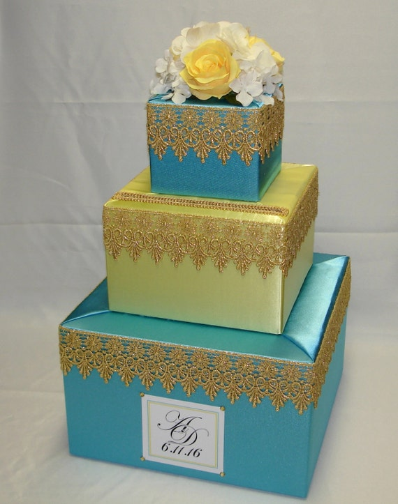 Arabian nights moroccan theme card box any colors for Arabian cake decoration