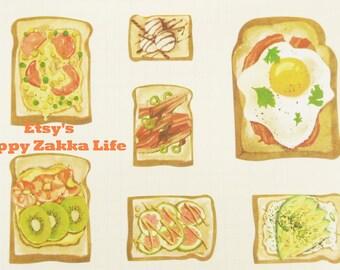 Toast - Card Lover Deco Sticker - Paper Deco Sticker - 1 Sheet