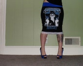 Michale Graves - Rage - Black Pencil Skirt