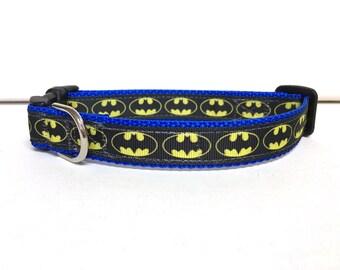 Dog Collar- The Batman Inspired