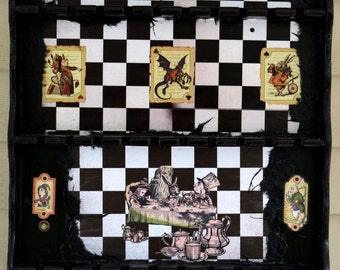 Alice in Wonderland Spoon or Jewelry Display