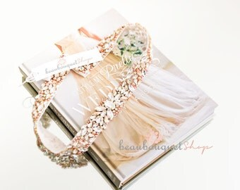 Bridal Sash Wedding Accessories Belts and Sashes Swarovski Rhinestone Bridal Belt Wedding Belt Rose Gold Wedding Dress Rhinestone Sash 24""