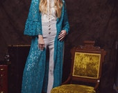 "Lace Duster Or Dress  from ""LA VIE BOHEME"" Collection (Color: Prime Rose)"
