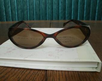 Vintage Tommy Hilfiger Sunglasses Tortoise Shell