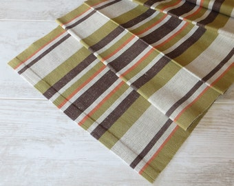 Vintage Table Runner Tablecloth Christmas Home Decor Vintage Linens